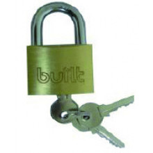 Built Brass Padlock HD 50mm