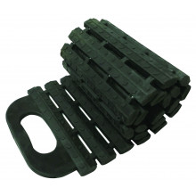 RUBBER RECOVERY TRACK 91CM X 22CM