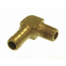 TFI Racing Performance Connections: Brass Fitting Male Elbow 1/4 X 1/8BSP SP44017