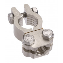 PROJECTA SATIN FORGED BRASS BATTERY TERMINAL POSITIVE