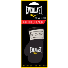 Kenco Air Freshener Everlast Boxing Glove Black New Car