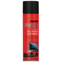 SPEED FOAMING GLASS & SCREEN CLEANER AEROSOL 19OZ