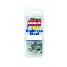 Champion Parts Dome Nuts 5mm SP59511