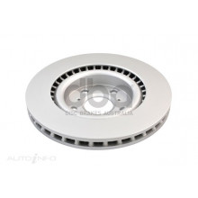 DBA Single Street Series Standard Brake Disc Rotor DBA2028E