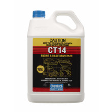 Chemtech CT14 Engine & Bilge Concentrated Degreaser Water Based 5L