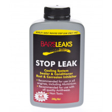 BAR'S LEAKS RADIATOR STOP LEAK 340G