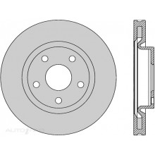 Protex Disc Brake Rotor SP142849