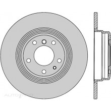 ULTRA DISC ROTOR - Rear