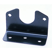 NARVA Trailer Socket Angle Bracket Small Round Metal
