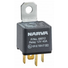 RELAY 12V 4 PIN 70A R BLISTER PACK 1