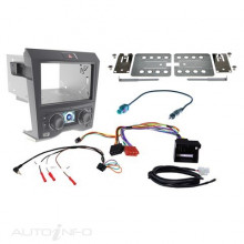 AERPRO FP9350BK FACIA INSTALL KIT SUIT HOLDEN VE - BLACK