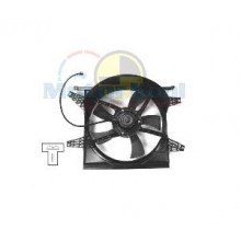 Motorkool RADIATOR FAN ASSEMBLY VN/G/Q/R 6 CYL 8/88-3/95 SP06993