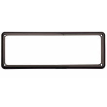 KINGPIN - NUMBER PLATE FRAMES 6 FIGURES - PAIR