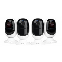 WIRELESS HD SURVEILLANCE QUAD PACK