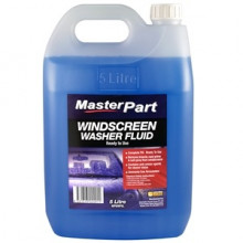 Master Part Windscreen Washer Fluid 5 Litre