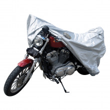 MOTORBIKE 2 STAR COVER MEDIUM 500CC UP TO 2.21M