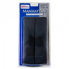 Streetwize Manhattan Seat Belt Protectors 230x65x20mm Grey