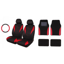 7PCE RACER SEAT COVER PACK