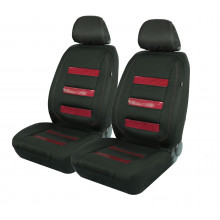SEAT COVER 30/50 NEO GEL BLACK/RED