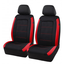 SEAT COVER NEO SPORTS RED/BLA 30/50 AIRBAG