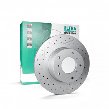 ULTRA PERFORMANCE DISC ROTOR - FRONT