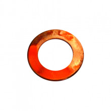 WASHERS COPPER 3/8 X 3/4IN