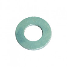 WASHERS FLAT STEEL 1/4IN