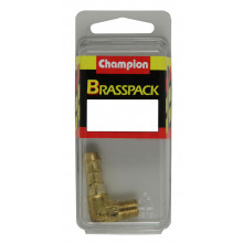 Champion Parts Male Hose Barb 1/4in x 1/8in SP75248
