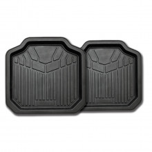 Streetwize Nevada Series Rubber Snow Floor Mats Rear