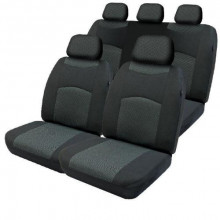 Streetwize Seat Cover Alexis 30/50/06 Airbag Black