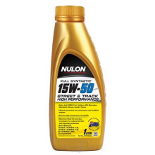 NULON ENGINE OIL STREET & TRACK HIGH PERFORMANCE 15W50 1L