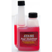 STA-BIL Fuel Stabiliser - keeps fuel fresh & your fuel system clean for peak performance