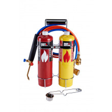 OXY FORCE BLOW TORCH KIT INC TRADE MAP & OXY CYLINDERS