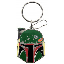 Star Wars Boba Fett Enamel Key Chain