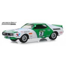 1:64 1972 AMC JAVELIN #2 JIM RICHARDS SHANNONS VALVOLINE (6)