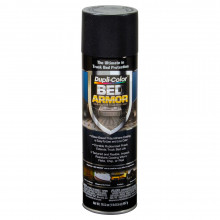 Duplicolor Kevlar Bed Armor Black Aerosol 12.5Ml