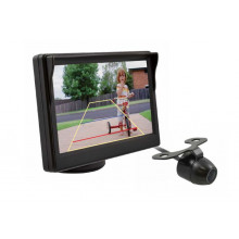 "PARKMATE RVK-50 5"" MONITOR & CAMERA PACKAGE"