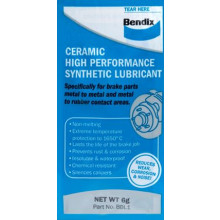 Bendix High Performance Synthetic Lubricant 6g