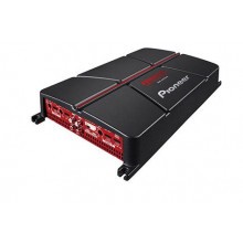 GM-A6704 4-Channel Bridgeable Amplifier with Bass Boost