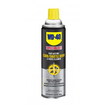 WD40 SPECIALIST AUTO CARB &THROTTLE CLEANER 394G