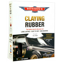 Bowden's Own Claying Rubber