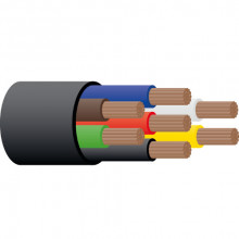 CABLE TRAILER 7 CORE 3MM 10AMP (1 METRE)