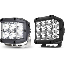 LED WORK LIGHT 10-30V SQUARE 24W COMBO SIDEWINDER