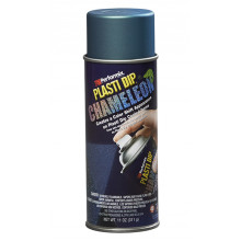 Plasti Dip Green/Blue Chameleon Rubber Coating 311G