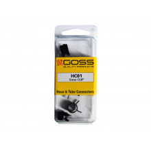 GOSS Hose Clips 10mm SP18125