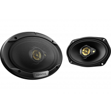 6X9IN S-EX SERIES 3 WAY COAXIAL SPEAKERS 500W