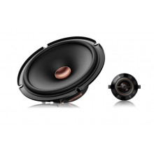 "D SERIES 6.5"" 2-WAY COMPONENT SPEAKERS"