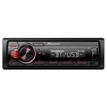 Pioneer MVH-S215BT Multimedia Tuner with Bluetooth, USB & Android Smartphone support