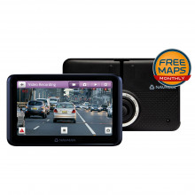 DRIVE DUO 2.O 2IN1 5IN PORTABLE NAVI/HD DASH CAM