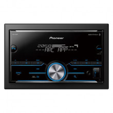 PIONEER MVH-S405BT BLUETOOTH DOUBLE DIN BLUETOOTH RECIVER